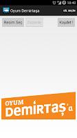 Screenshot of Oyum Demirtaş'a