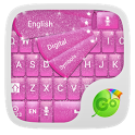 Glitter GO Keyboard Theme icon