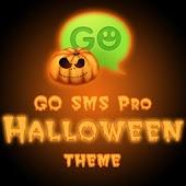 GO SMS Pro Halloween theme