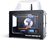MakerBot Replicator 2X Dual Extrusion 3D Printer & 1 Free Spool ABS
