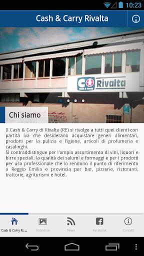 Cash Carry Rivalta