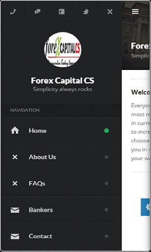 Forex Capital CS