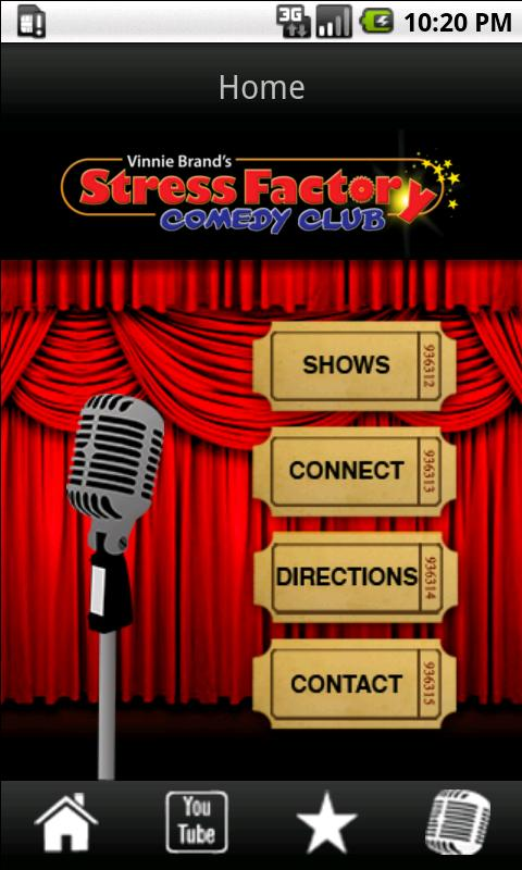 Stress Factory - screenshot