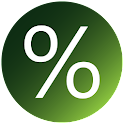 Percentage Calculator logo