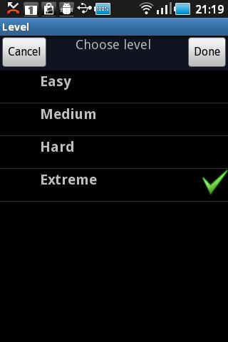 Word Dominator Free- screenshot