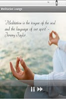 Screenshot of Meditation Lounge