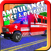 Ambulance Race & Rescue Kids