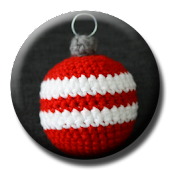 Christmas Crochet Bauble