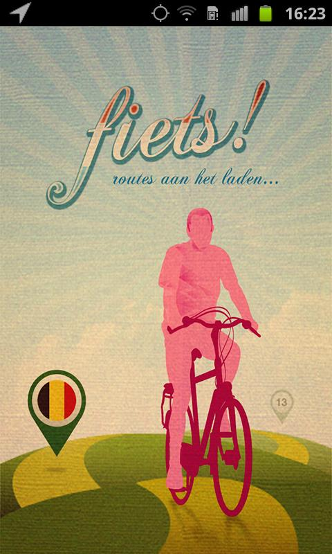 Fiets! VL - screenshot