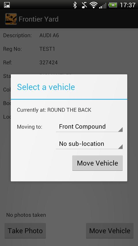 Frontier Yard- screenshot