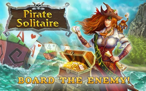 Pirate Solitaire Free