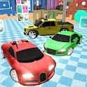 Remote Control Mini Car Racer icon