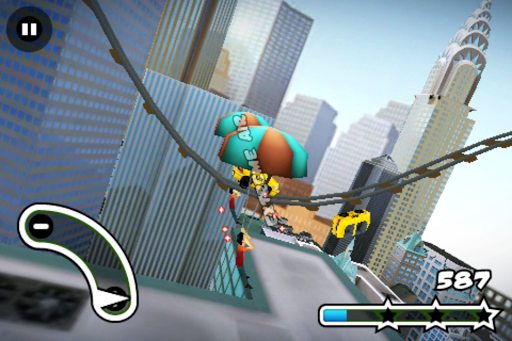 3D Rollercoaster Rush NewYork 1.6.10 screenshots 9