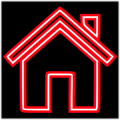 Red Neon Free Theme