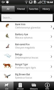 Mammals Expert Guide- screenshot thumbnail