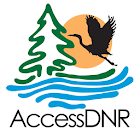 Maryland Access DNR icon