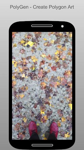 PolyGen - Create Polygon Art  screenshots 8