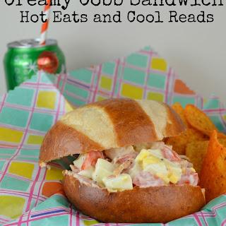 Creamy Cobb Sandwich.
