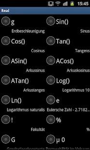 RealMath Calculator Free- screenshot thumbnail