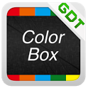 Color Box GO Launcher EX Theme icon