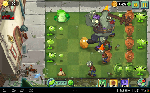 Plants vs. Zombies 2 Free  captures d'écran 6