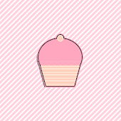 Cupcakes For Go Launcher