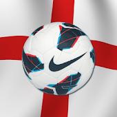 Football England 2012 LIVE