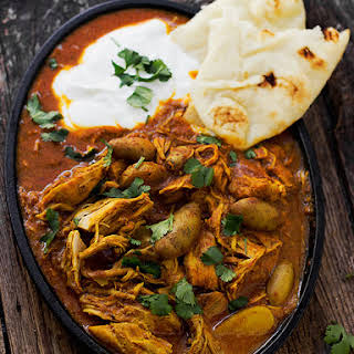 Indian Potatoes And Tomatoes Recipes.