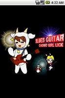 Screenshot of BluesGuitar HeeJarGirl