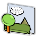 Photo 3D icon