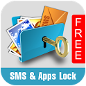 SMS & Apps Lock icon