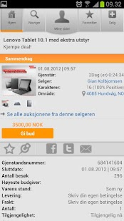 QXL.no- screenshot thumbnail
