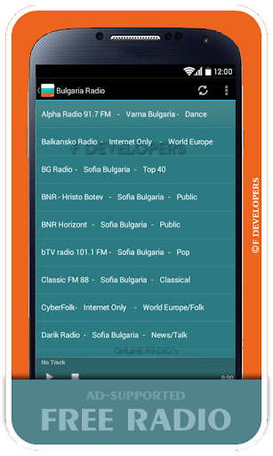 Bulgaria Radio - Live Radios