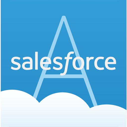 SalesforceA 商業 App LOGO-APP試玩
