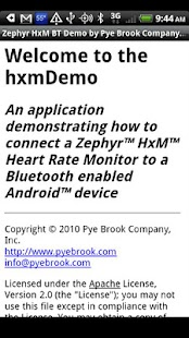 Free Download hxmDemo APK for Android
