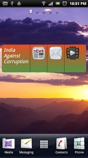 India Against Corruption - screenshot thumbnail