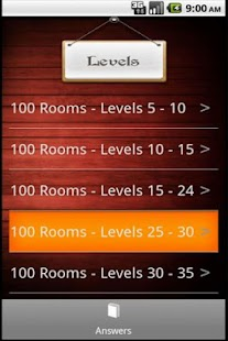 100 Rooms Guide - screenshot thumbnail