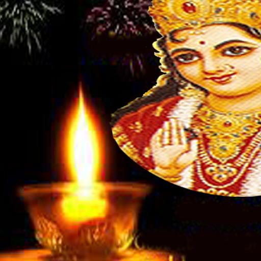 Durga Aarti & Chalisa Livewall