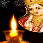 Durga Aarti & Chalisa Livewall icon