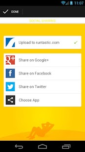 Runtastic Sit-Ups - screenshot thumbnail