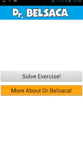 玩教育App Dr.Belsaca Free免費 APP試玩
