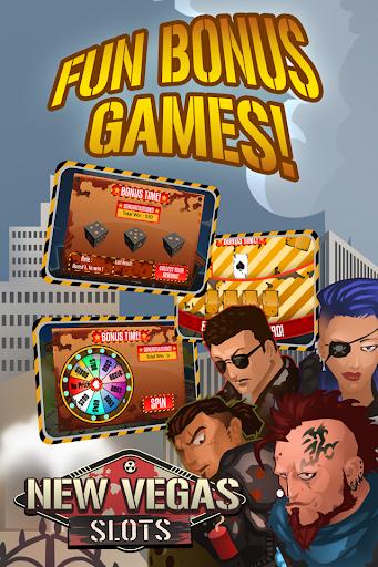 New Vegas Slots Free