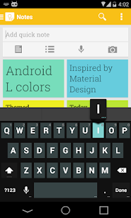 Android L CM11 Theme - screenshot thumbnail