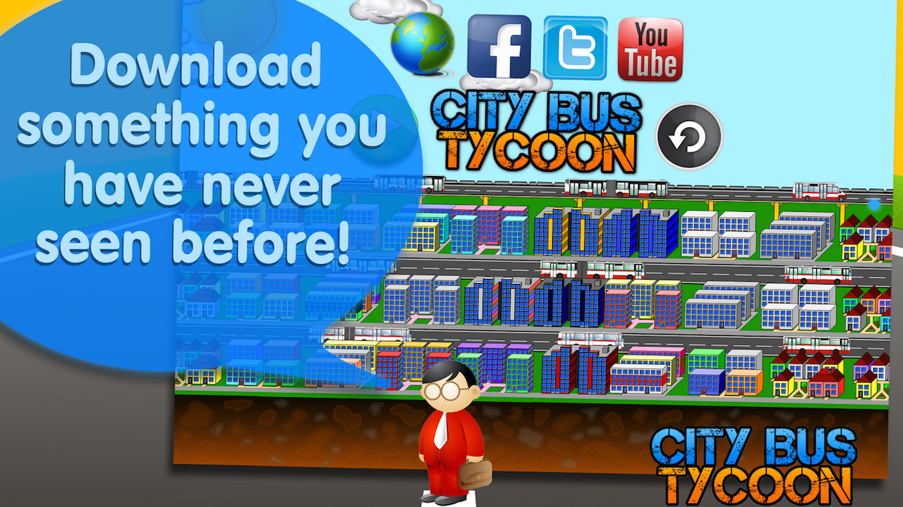 City Bus Tycoon - screenshot