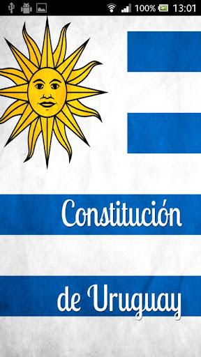 Constitución de Uruguay
