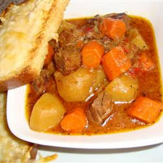 Swiss Steak Stew.