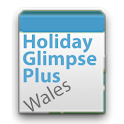 HolidayGlimpse Wales Plus logo