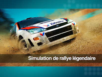 Colin McRae Rally Capture d'écran