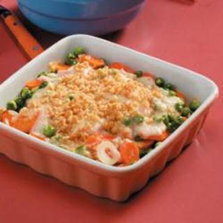 Carrot Coin Casserole