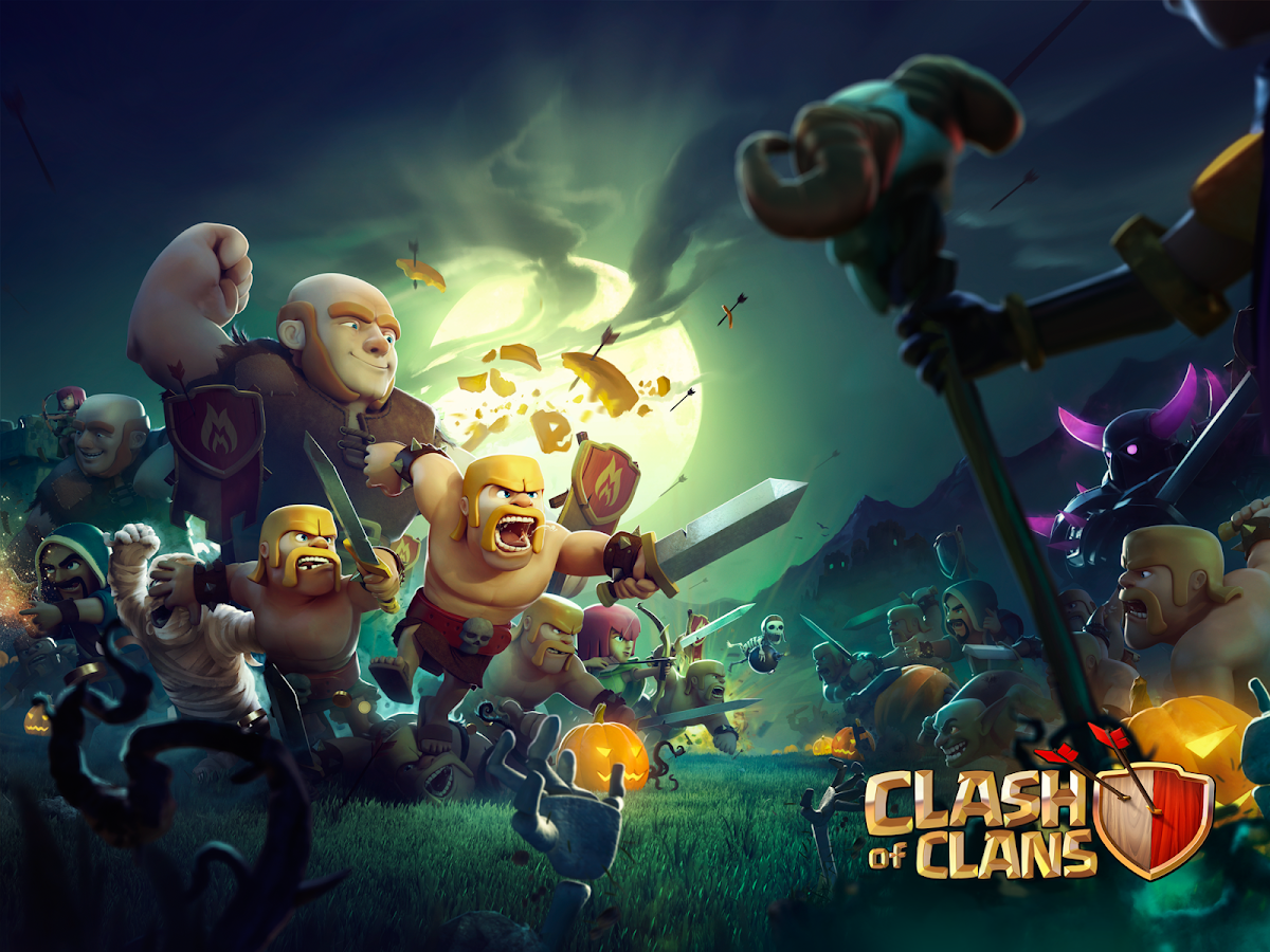 Clash of Clans Custom Unlimited Mod Hack APK [UPDATE ...